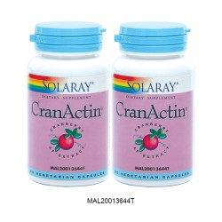 SOLARAY CRANACTIN AF EXTRACT TWINPACK - 2ND 50% OFF (MAL20013644T)